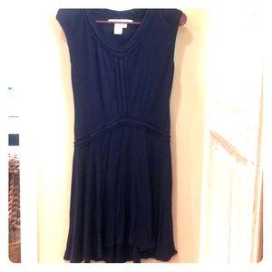 Cute cotton blue dress